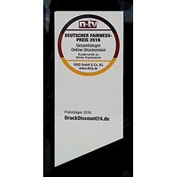 Der Deutsche Fairness-Preis 2016