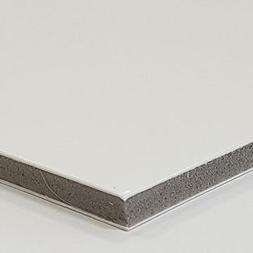 PUR-Schaumstoff einer KAPA ® Plast-Platte