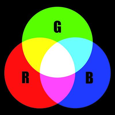 RGB-Farben