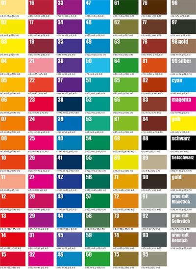 HKS-Farben