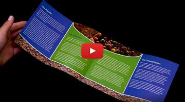 Video: Wie Sie Folder mit Altarfalz drucken