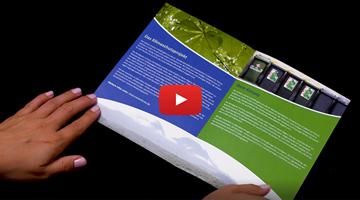 Video: Wie Sie Folder mit Parallelfalz drucken