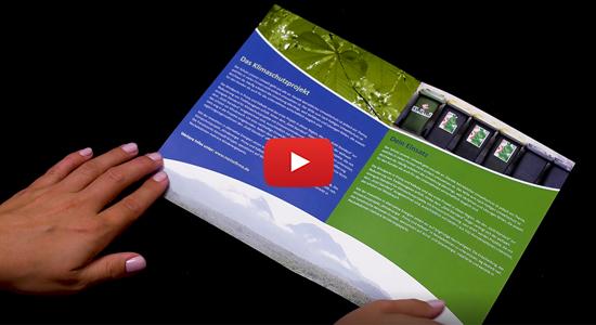 Video: Was ist Parallelfalz? (Folder 4-seitig)