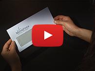 Video: Wie Sie Briefhüllen drucken