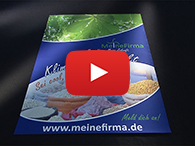 Video: Wie Sie Digitalposter drucken