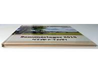Jahrbuch als Hardcover in 21 x 21 cm (DPSG Bochum & Wattenscheid)
