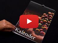 Video: Wie Sie Kalender drucken (Wire-O-Bindung)