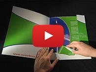 Video: Wie Sie Mappen drucken