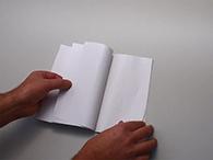 16-seitiger Portosparer mit 4 Seiten Umschlag