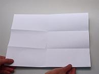 Postermailer im offenen Format