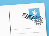 Antwort- und Postkarten drucken mit unserer App PrintMyPostcard