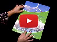 Video: Wie Sie Folder mit Kreuzfalz drucken
