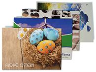 Ostergrüße per Postkarte in DIN A6