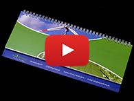 Video: Wie Sie Tischplaner drucken