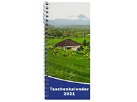 Ringbuch als Taschenkalender für 2021