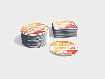 Drucken Sie Ihre Sticker (Indoor) günstig online