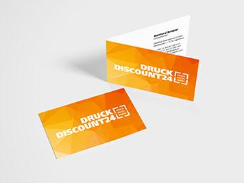 Drucken Sie Ihre Visitenkarten günstig online