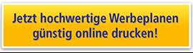 Jetzt hochwertige Werbeplanen günstig online drucken!