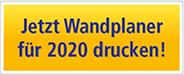 Jetzt Wandplaner für 2020 drucken!