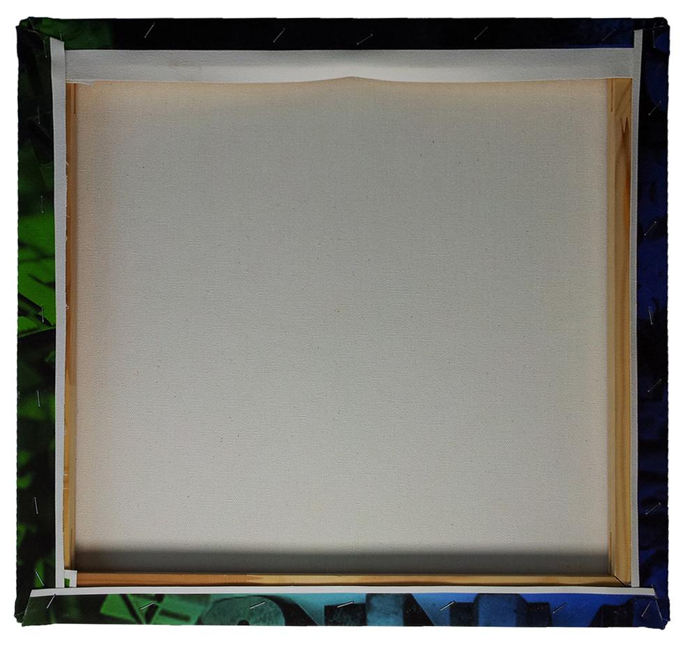 Druck auf Leinwand 50 x 50 cm mit 2cm Keilrahmen Leinwandbild Bild Ihr Foto