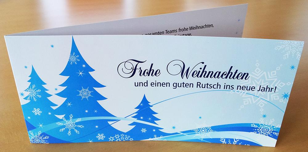 Eigene Weihnachtskarten Drucken.Weihnachtskarten Drucken Weihnachtskarte Druck Druckdiscount24 De
