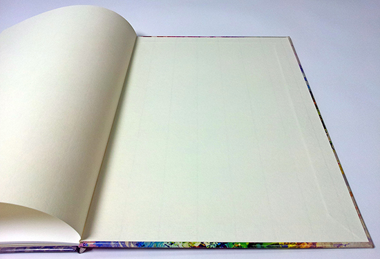 Nachsatz beim Hardcover