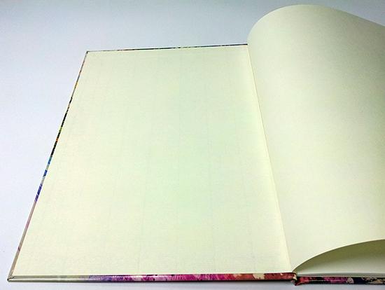 Vorsatz beim Hardcover