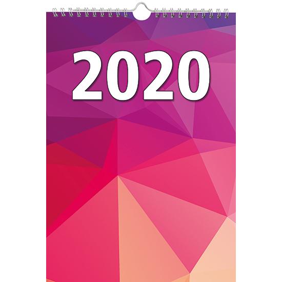 Kalender 2020 in höchster Druckqualität