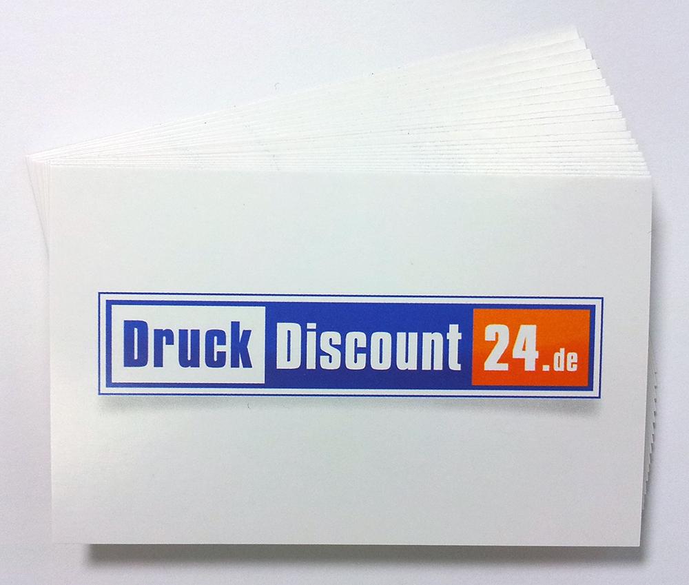 Visitenkarten Drucken Visitenkarten Druck Druckdiscount24 De